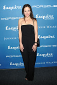 Actress MaryLouise Parker attends the Esquire 80th anniversary and Esquire Network launch celebration at Highline Stages on September 17 2013 in New...