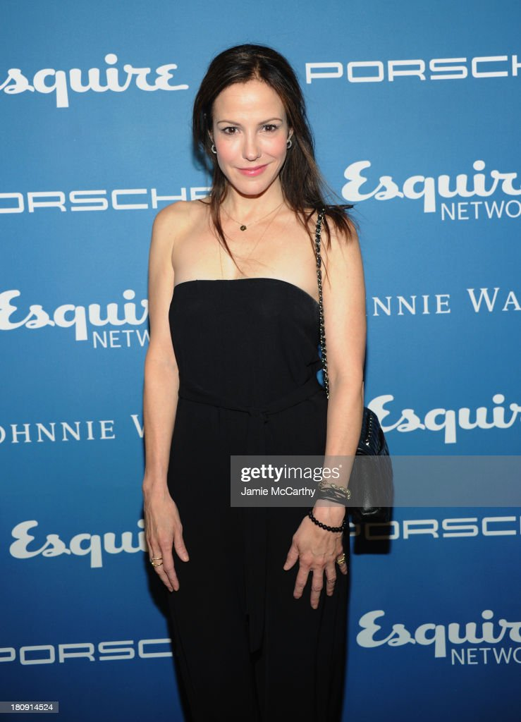 Actress <a gi-track='captionPersonalityLinkClicked' href=/galleries/search?phrase=Mary-Louise+Parker&family=editorial&specificpeople=208766 ng-click='$event.stopPropagation()'>Mary-Louise Parker</a> attends the Esquire 80th anniversary and Esquire Network launch celebration at Highline Stages on September 17, 2013 in New York City.