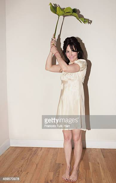 Actress MaryLouise Parker is photographed for Untitled Magazine on June 21 2013 in New York City PUBLISHED IMAGE
