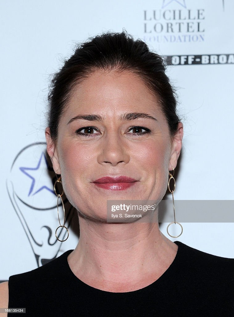 Actress Maura Tierney attends the 28th Annual Lucille Lortel Awards at NYU Skirball Center on May 5, 2013 in New York City.