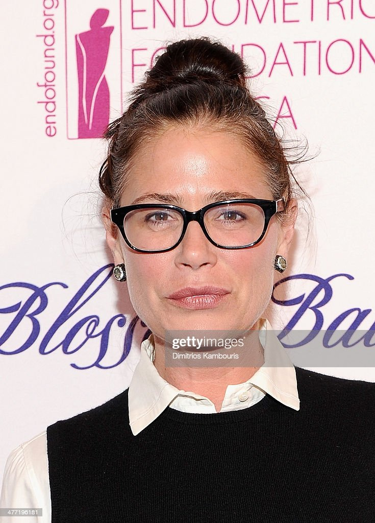 Actress Maura Tierney attends the Endometriosis Foundation of America's 6th annual Blossom Ball hosted by Padma Lakshmi and Tamer Seckin, MD at 583 Park Avenue on March 7, 2014 in New York City.