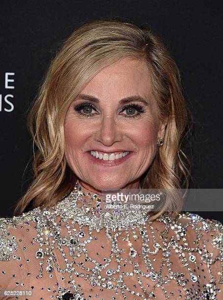 Actress Maureen McCormick attends ABC's 'Dancing With The Stars' Season 23 Finale at The Grove on November 22 2016 in Los Angeles California