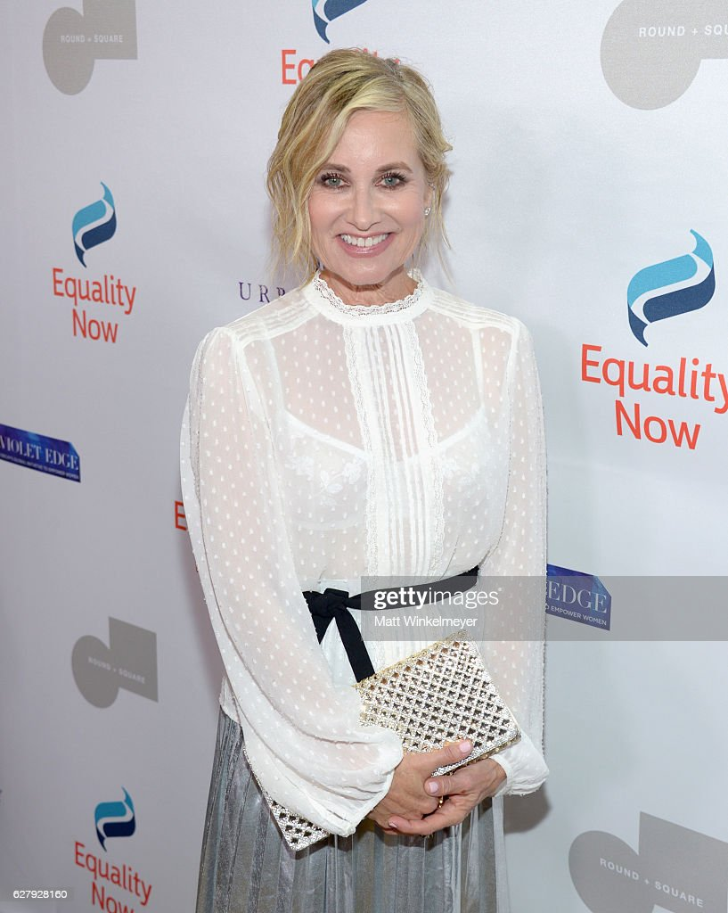 Actress Maureen McCormick attends Equality Now's third annual 'Make Equality Reality' Gala on December 5, 2016 in Beverly Hills, California.