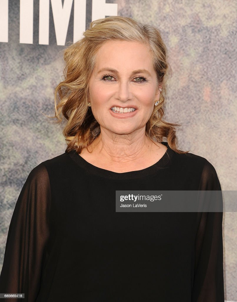 Actress Maureen McCormick attends the premiere of 'Twin Peaks' at Ace Hotel on May 19, 2017 in Los Angeles, California.