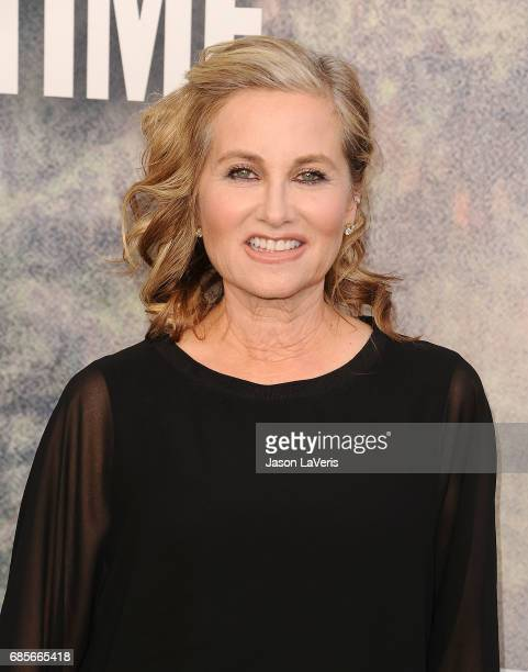 Actress Maureen McCormick attends the premiere of 'Twin Peaks' at Ace Hotel on May 19 2017 in Los Angeles California