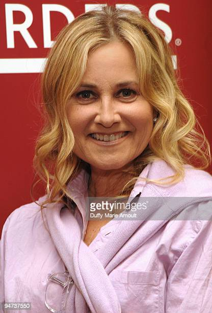 Actress Maureen McCormick book signing for 'Here's The Story' on December 17 2009 in Northridge California