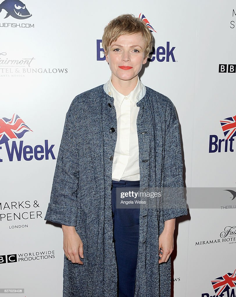 Actress <a gi-track='captionPersonalityLinkClicked' href=/galleries/search?phrase=Maxine+Peake&family=editorial&specificpeople=794451 ng-click='$event.stopPropagation()'>Maxine Peake</a> attends BritWeek's 10th Anniversary VIP Reception & Gala at Fairmont Hotel on May 1, 2016 in Los Angeles, California.