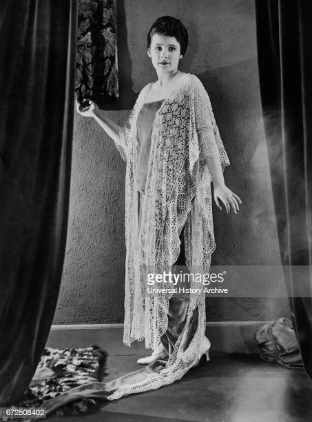 Actress May Collins Fashion Portrait Bain News Service 1921