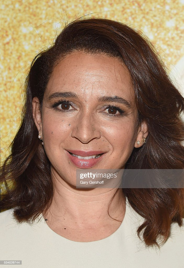 Actress <a gi-track='captionPersonalityLinkClicked' href=/galleries/search?phrase=Maya+Rudolph&family=editorial&specificpeople=857236 ng-click='$event.stopPropagation()'>Maya Rudolph</a> attends the 'Popstar: Never Stop Never Stopping' New York premiere at AMC Loews Lincoln Square 13 theater on May 24, 2016 in New York City.