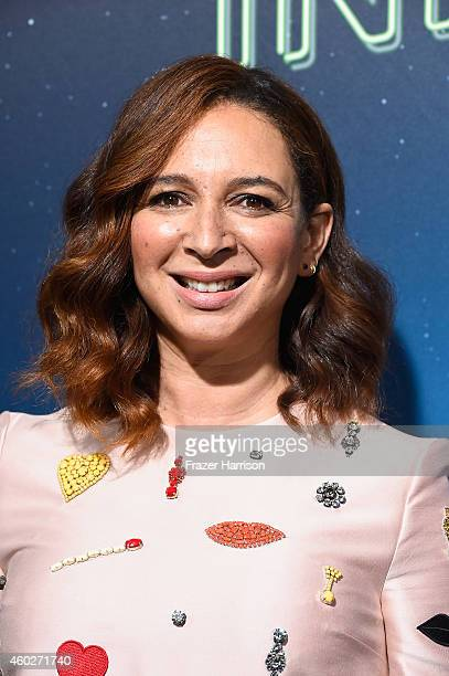 Actress Maya Rudolph attends the premiere of Warner Bros Pictures' 'Inherent Vice' at TCL Chinese Theatre on December 10 2014 in Hollywood California
