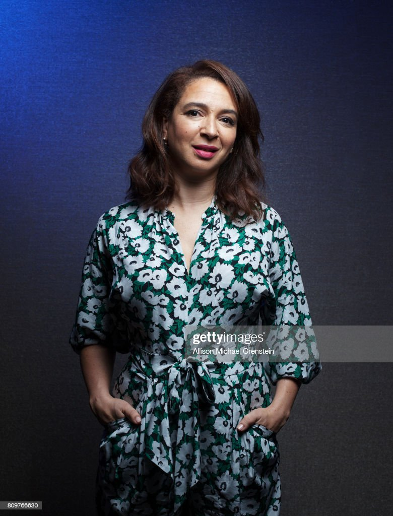 Actress Maya Rudolph is photographed for Wall Street Journal on May 31, 2016 in New York City.
