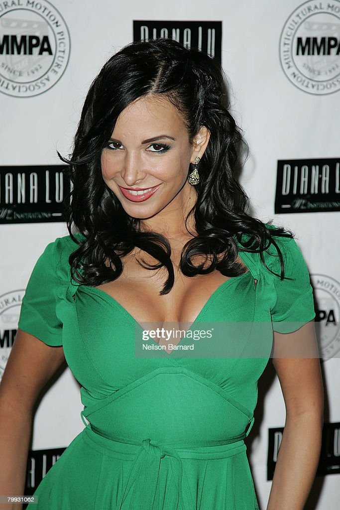 Actress Mayra Veronica attends the MMPA's Annual Oscar Week Luncheon at The Four Seasons Hotel February 22, 2008 in Los Angeles, California.