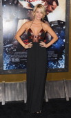 Actress McKenzie Westmore arrives at the Los Angeles Premiere '300 Rise Of An Empire' at TCL Chinese Theatre on March 4 2014 in Hollywood California