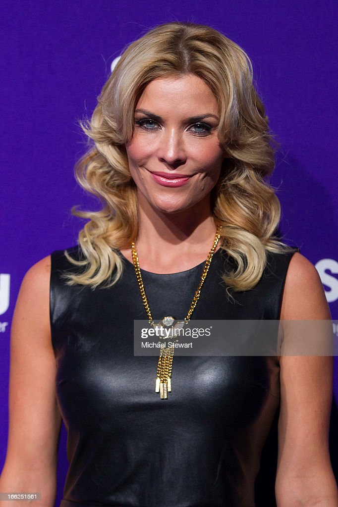 Actress McKenzie Westmore attends the 2013 Syfy Upfront at Silver Screen Studios at Chelsea Piers on April 10, 2013 in New York City.