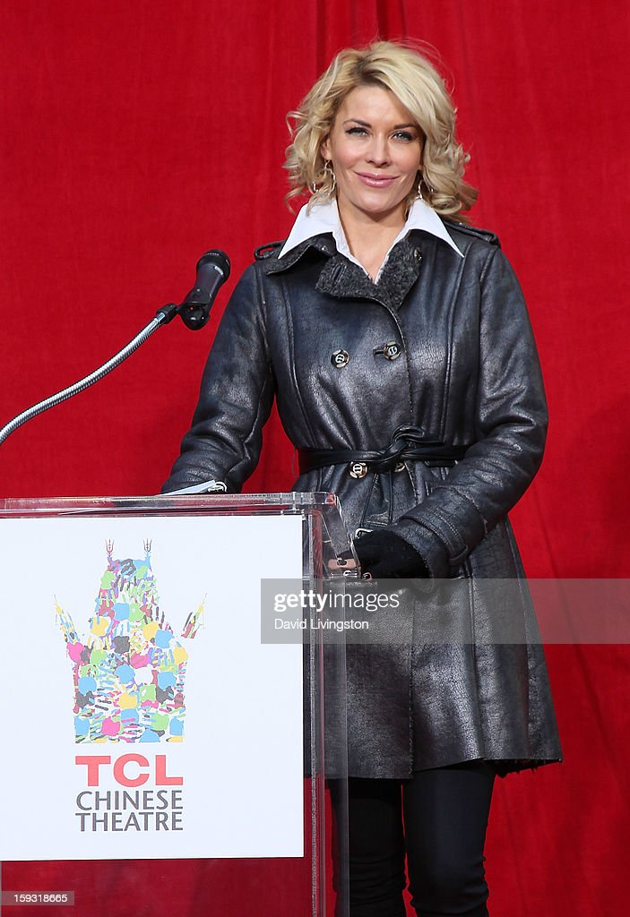 Actress <a gi-track='captionPersonalityLinkClicked' href=/galleries/search?phrase=McKenzie+Westmore&family=editorial&specificpeople=182442 ng-click='$event.stopPropagation()'>McKenzie Westmore</a> attends the renaming of Grauman's Chinese Theatre to the TCL Chinese Theatre at the Chinese Theatre on January 11, 2013 in Hollywood, California.