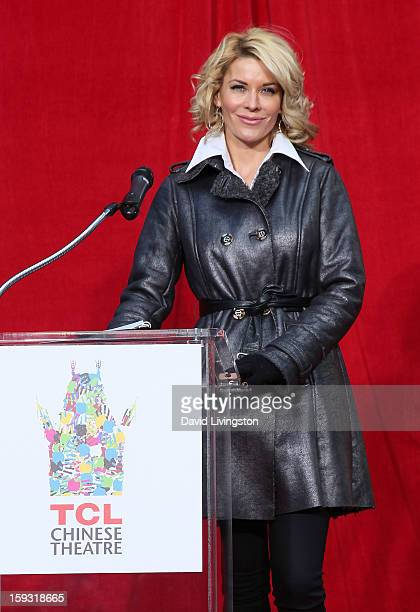 Actress McKenzie Westmore attends the renaming of Grauman's Chinese Theatre to the TCL Chinese Theatre at the Chinese Theatre on January 11 2013 in...