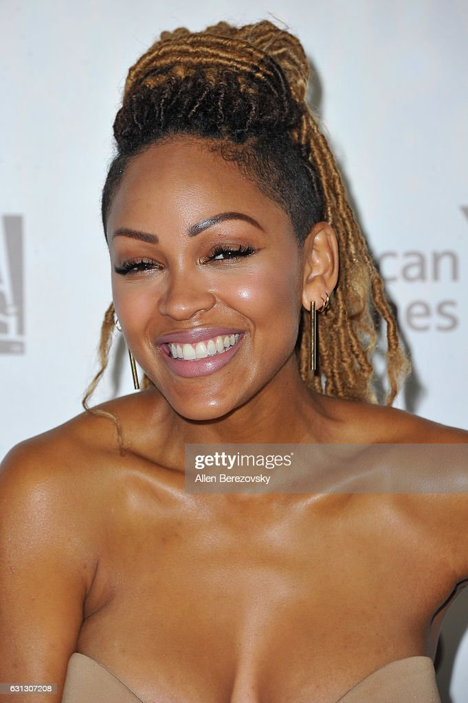 Actress Meagan Good attends FOX and FX's 2017 Golden Globe Awards After Party at The Beverly Hilton Hotel on January 8, 2017 in Beverly Hills, California.