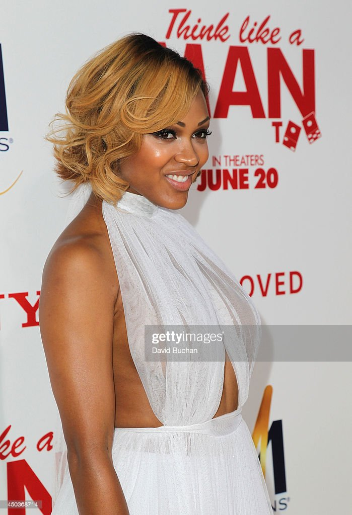 Actress <a gi-track='captionPersonalityLinkClicked' href=/galleries/search?phrase=Meagan+Good&family=editorial&specificpeople=171680 ng-click='$event.stopPropagation()'>Meagan Good</a> attends the Premiere Of Screen Gems' 'Think Like A Man Too' at TCL Chinese Theatre on June 9, 2014 in Hollywood, California.