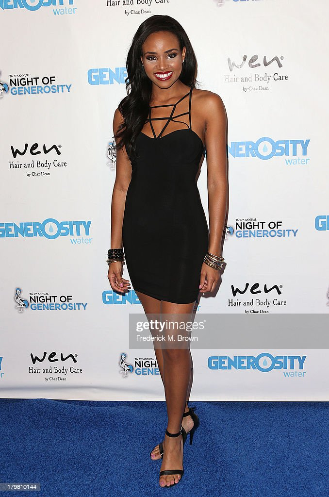 Actress Meagan Tandy attends Generosity Water's 5th Annual Night of Generosity Benefit at the Beverly Hills Hotel on September 6, 2013 in Beverly Hills, California.