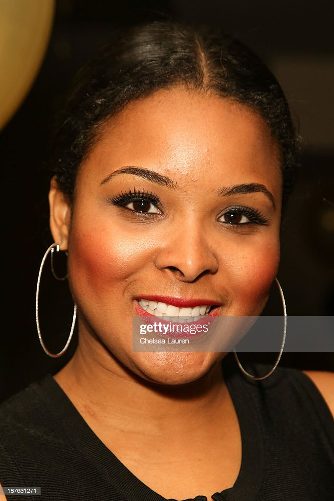 Actress Mechelle Epps attends Tommy Davidson's birthday celebration at H.O.M.E. on November 10, 2013 in Beverly Hills, California.