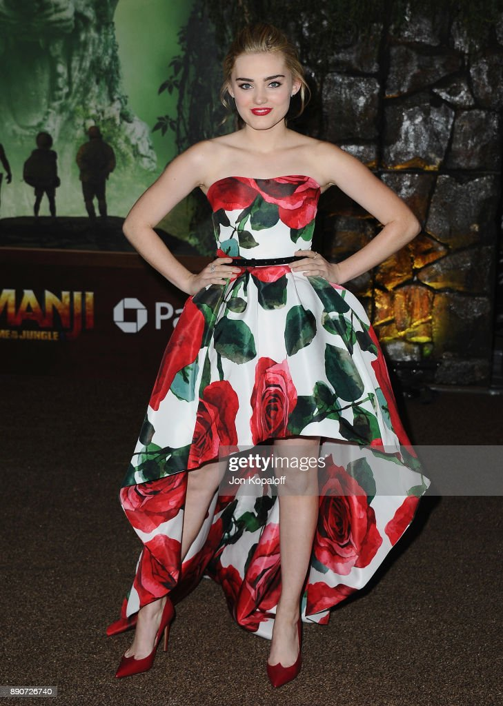 """Premiere Of Columbia Pictures' """"Jumanji: Welcome To The Jungle"""" - Arrivals"""