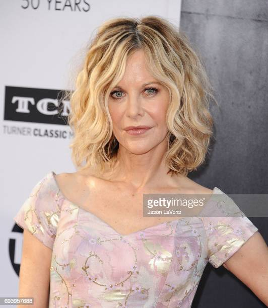 Actress Meg Ryan attends the AFI Life Achievement Award gala at Dolby Theatre on June 8 2017 in Hollywood California