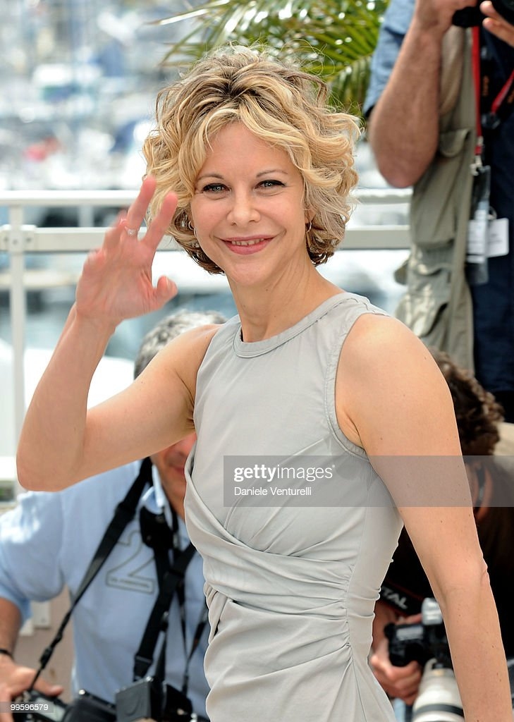 Actress Meg Ryan attends the 'Countdown to Zero' Photo Call held at the Palais des Festivals during the 63rd Annual International Cannes Film...