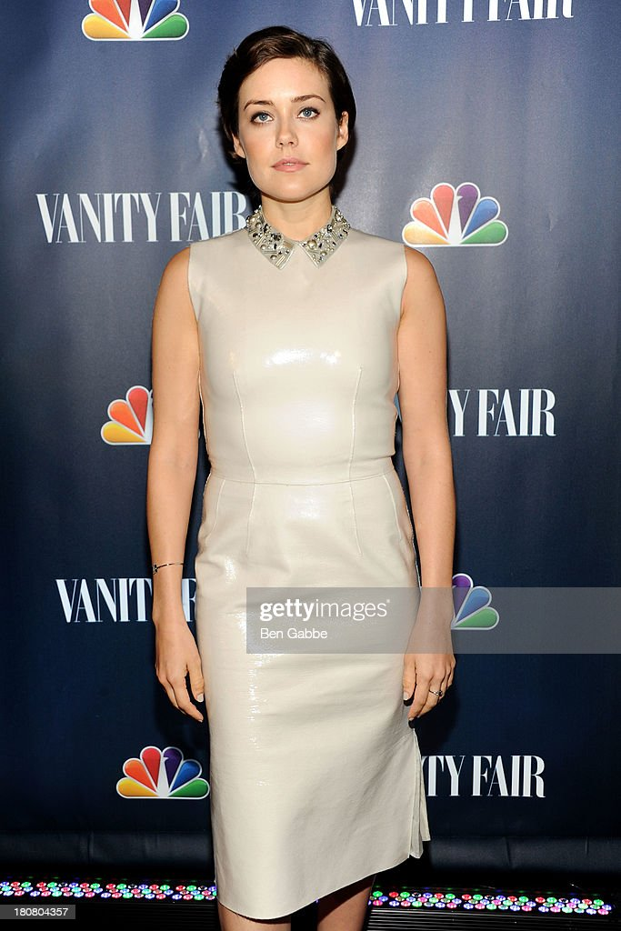 Actress Megan Boone attends NBC's 2013 Fall Launch Party Hosted By Vanity Fair at The Standard Hotel on September 16, 2013 in New York City.