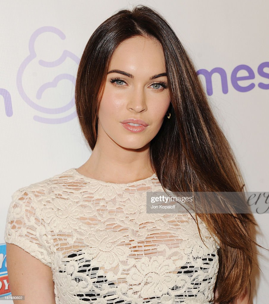 Actress Megan Fox arrives at the March Of Dimes Celebration Of Babies Luncheon at Beverly Hills Hotel on December 7, 2012 in Beverly Hills, California.