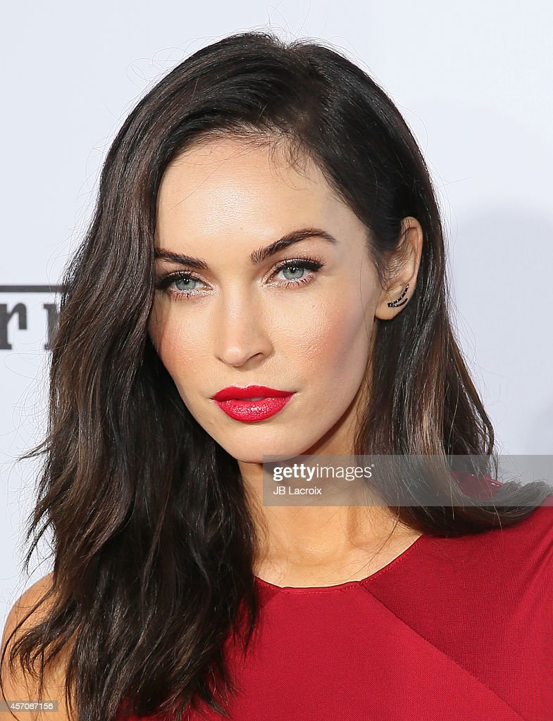 Actress Megan Fox attends Ferrari's 60th Anniversary in the USA Gala at the Wallis Annenberg Center for the Performing Arts on October 11, 2014 in Beverly Hills, California.