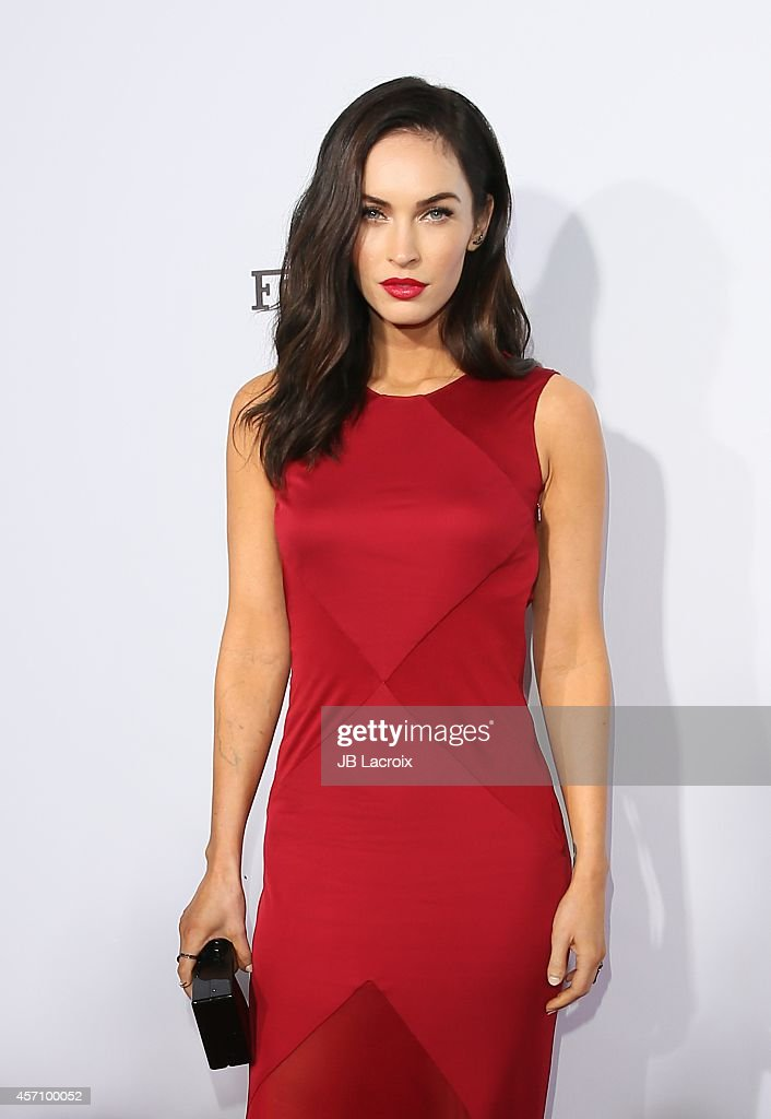 Actress <a gi-track='captionPersonalityLinkClicked' href=/galleries/search?phrase=Megan+Fox&family=editorial&specificpeople=2239934 ng-click='$event.stopPropagation()'>Megan Fox</a> attends Ferrari's 60th Anniversary in the USA Gala at the Wallis Annenberg Center for the Performing Arts on October 11, 2014 in Beverly Hills, California.