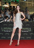 Actress Megan Fox attends the Premiere of Paramount Pictures' 'TEENAGE MUTANT NINJA TURTLES' at CGV Yeoido on August 26 2014 in Seoul South Korea