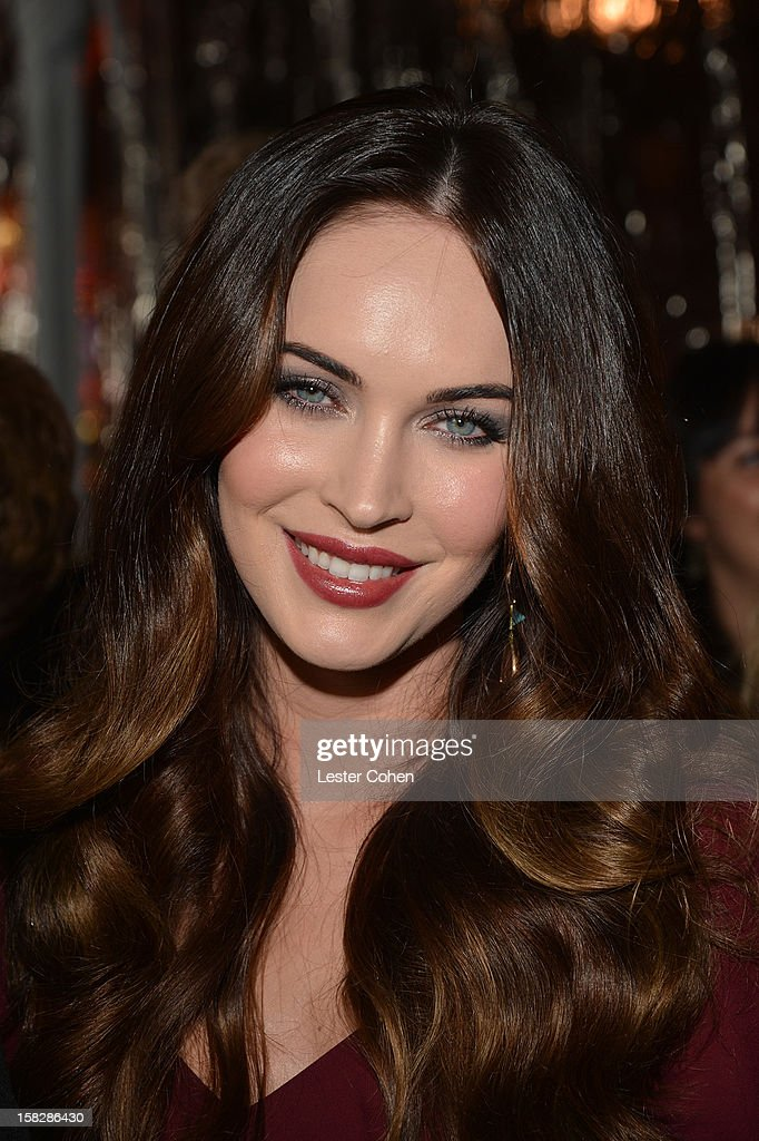Actress Megan Fox attends the 'This Is 40' Los Angeles premiere at Grauman's Chinese Theatre on December 12, 2012 in Hollywood, California.