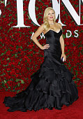 Actress Megan Hilty attends the 70th Annual Tony Awards at Beacon Theatre on June 12 2016 in New York City
