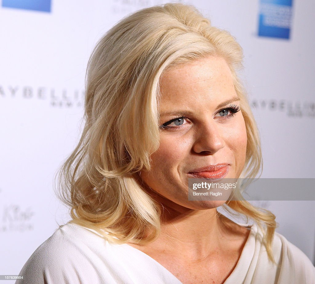 Actress Megan Hilty attends the 9th Annual Lucky Shops Event at 82 Mercer on December 6, 2012 in New York City.