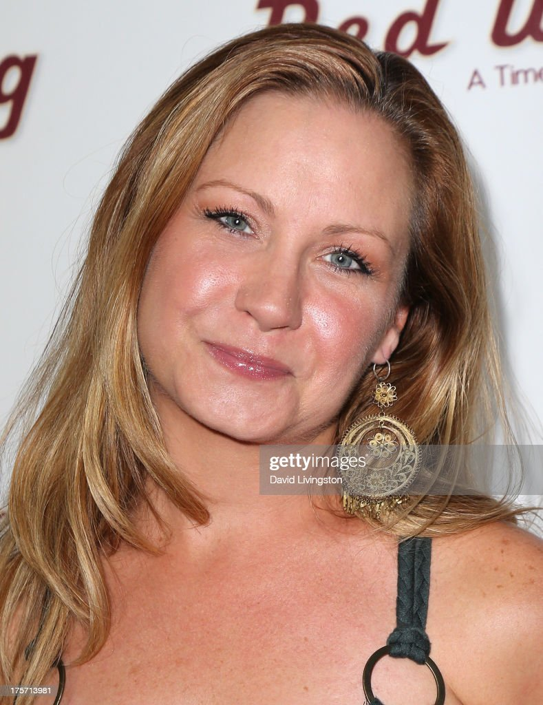Actress Megan Kiniry attends a screening of Integrity Film Production's 'Red Wing' at Harmony Gold Theatre on August 6, 2013 in Los Angeles, California.