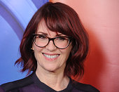 Actress Megan Mullally arrives at the 2016 NBCUniversal Winter TCA Press Tour at Langham Hotel on January 13 2016 in Pasadena California