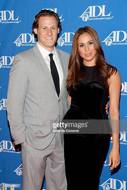 Meghan Markle The League Trevor Engelson...