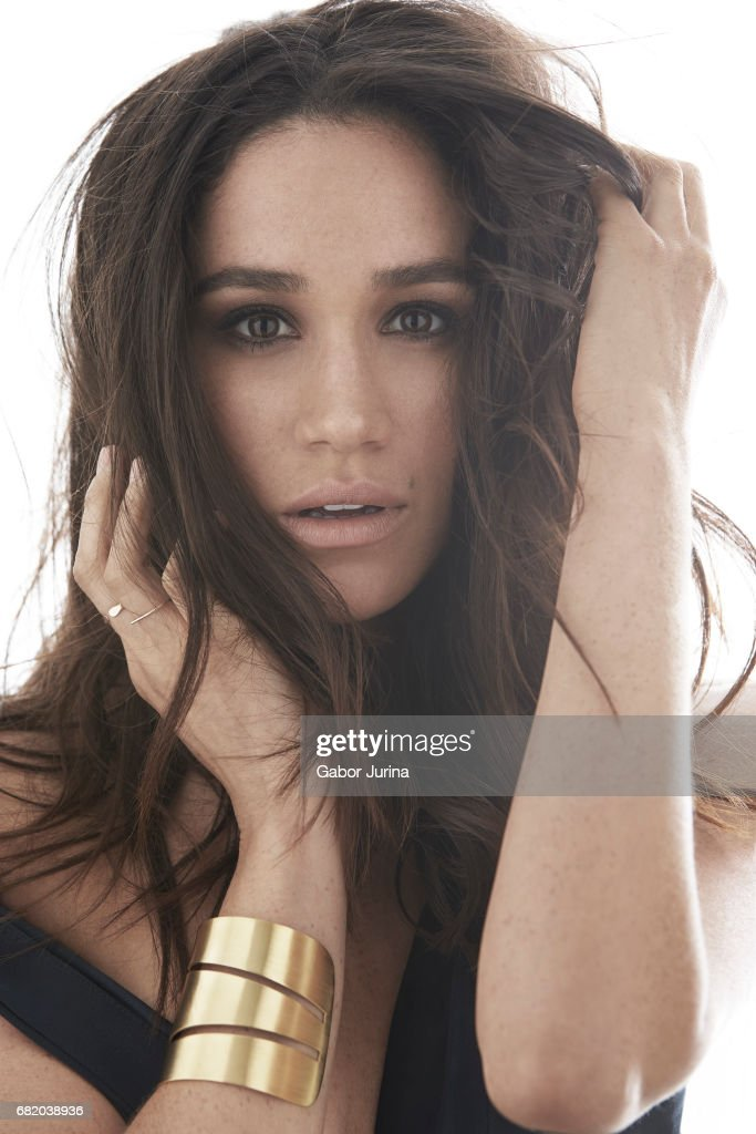 Actress Meghan Markle is photographed for Self Assignment on August 15, 2015 in Toronto, Ontario.