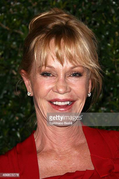 Actress Melanie Griffith attends the 7th annual BelAir Film Festival opening night gala on October 7 2014 in Beverly Hills California