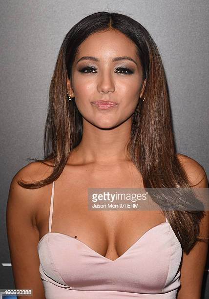 Actress Melanie Iglesias attends the PEOPLE Magazine Awards at The Beverly Hilton Hotel on December 18 2014 in Beverly Hills California