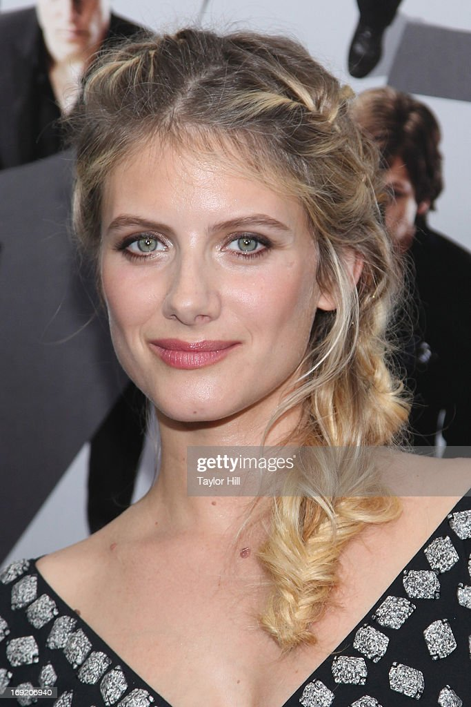 Actress Melanie Laurent attends the 'Now You See Me' premiere at AMC Lincoln Square Theater on May 21, 2013 in New York City.