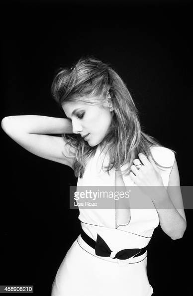 Actress Melanie Laurent is photographed for Self Assignment on November 13 2014 in Paris France