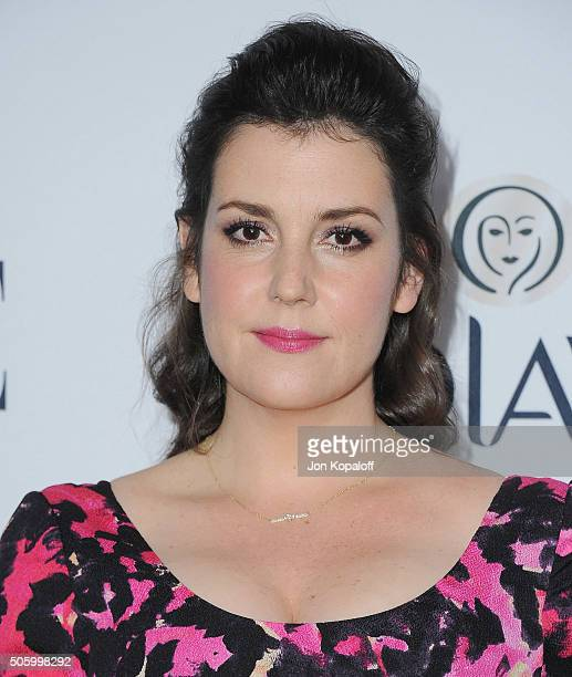 Actress Melanie Lynskey arrives at ELLE's 6th Annual Women In Television Dinner at Sunset Tower Hotel on January 20 2016 in West Hollywood California