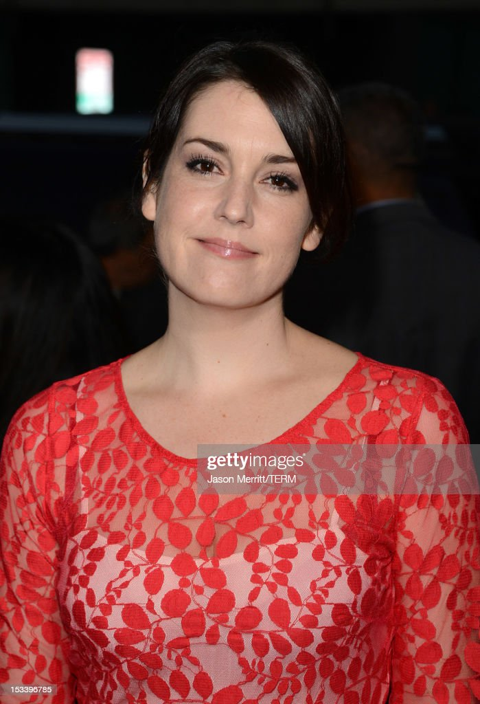 Actress Melanie Lynskey arrives at the premiere of Warner Bros. Pictures' 'Argo' at AMPAS Samuel Goldwyn Theater on October 4, 2012 in Beverly Hills, California.
