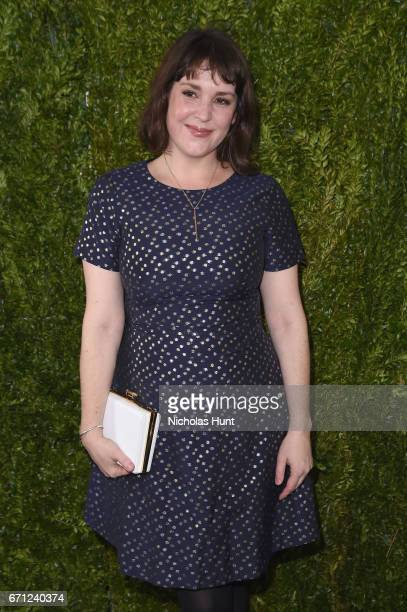 Actress Melanie Lynskey attends CHANEL Tribeca Film Festival Women's Filmmaker Luncheon at The Odeon on April 21 2017 in New York City
