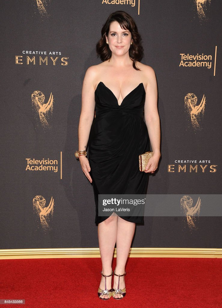 Actress Melanie Lynskey attends the 2017 Creative Arts Emmy Awards at Microsoft Theater on September 10, 2017 in Los Angeles, California.