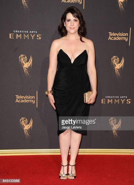 Actress Melanie Lynskey attends the 2017 Creative Arts Emmy Awards at Microsoft Theater on September 10 2017 in Los Angeles California