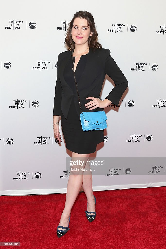 Actress <a gi-track='captionPersonalityLinkClicked' href=/galleries/search?phrase=Melanie+Lynskey&family=editorial&specificpeople=887429 ng-click='$event.stopPropagation()'>Melanie Lynskey</a> attends the 'Goodbye To All That' Premiere during the 2014 Tribeca Film Festival at the SVA Theater on April 17, 2014 in New York City.