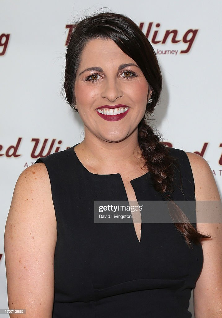 Actress Melanie Rashbaum attends a screening of Integrity Film Production's 'Red Wing' at Harmony Gold Theatre on August 6, 2013 in Los Angeles, California.
